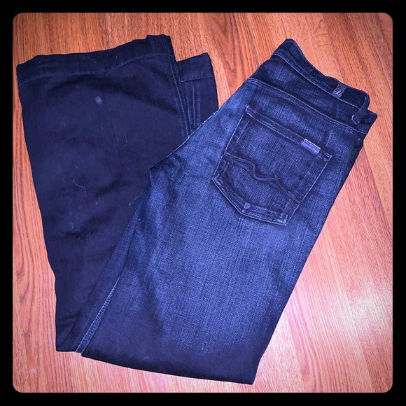 7 For All Mankind Denim - 7 for All Mankind Ginger jean